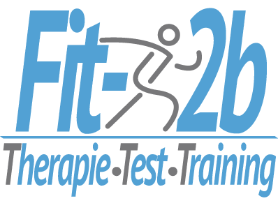 Fit-2b Therapie Training Test